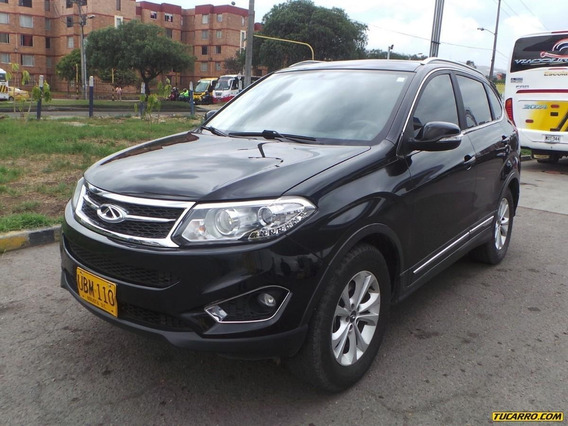 Chery Grand Tiggo Mt 2000 Cc Aa Abs