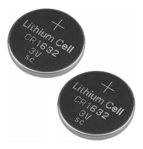 Pila Bateria Cr1632 1632 3v Lithium Control Remoto Pack X2 ®