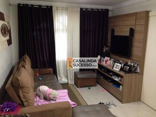 Sobrado À Venda, 150 M² Por R$ 800.000,00 - Vila Ema - São Paulo/sp - So0392