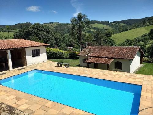 Imagem 1 de 30 de Chácara Com 2 Dormitórios À Venda, 2526 M² Por R$ 530.000,00 - Atibaianos - Bragança Paulista/sp - Ch0211