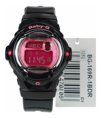 Reloj Dama Casio Baby-g Bg-169r-1b P Local Barrio Belgrano