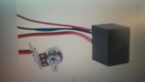 Dimmer Regulador De Temperatura Para Máquina De Algodão Doce