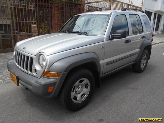Jeep Cherokee Sport Aa 3.7 5p
