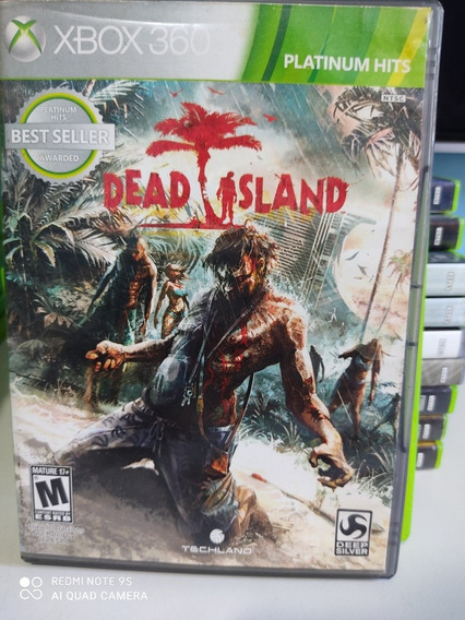 Jogo Dead Island Para Xbox360