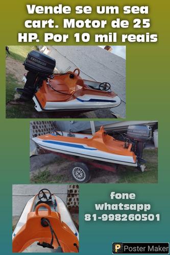Imagem 1 de 4 de Sea Cart Sea Cart