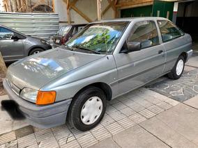 Ford Escort Gl 3 Puertas 1600cc 1994