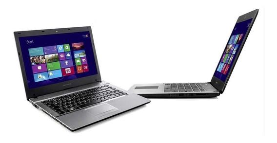 Notebook Positivo Ultra I3 8gb 500gb 14 *bateria Com Defeito