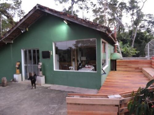 Chácara No Litoral Com 4 Dormitórios E Piscina Em Itanhaém