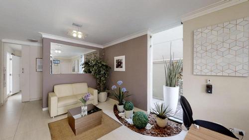 Imagem 1 de 23 de Apartamento Completamente Mobiliado No Bairro Vila Olímpia - Ap3057v