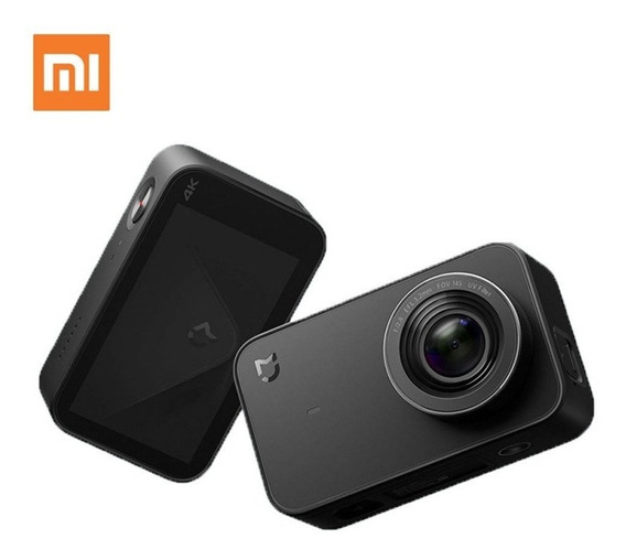 Câmera Filmadora De Ação Xiaomi Mijia 4k