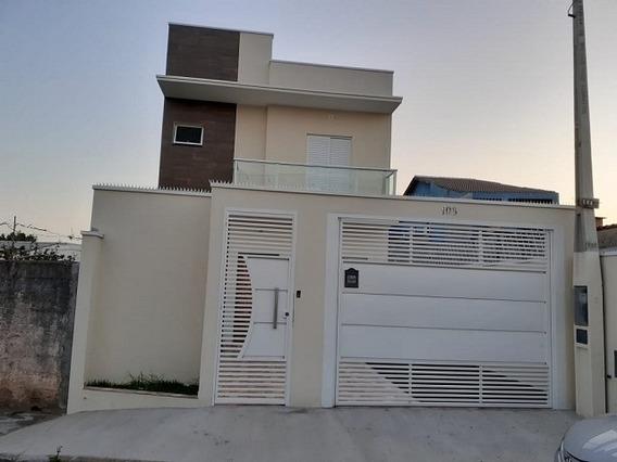 Casa Para Venda, 3 Dormitórios, Mogi Moderno - Mogi Das Cruzes - 3735