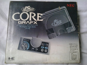 Console Nec Pc Engine Core Grafx Video Game Jogos Pc