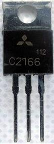 2sc2166 Mitsubish To-220 11+ Transistor Npn