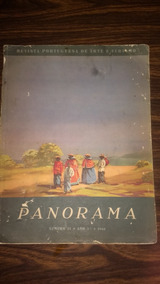 Revista Antiga Portuguesa De Arte E Turismo Panorama 21