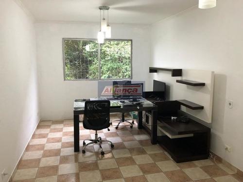 Apartamento Com 3 Dormitórios À Venda, 100 M² - Macedo - Guarulhos/sp - Ai20733