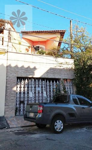 Imagem 1 de 1 de Casa Sobrado Em Jardim Danfer  -  São Paulo - 5609