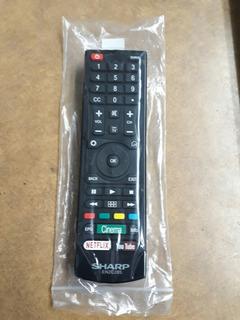 Control Remoto Smart Tv Sharp En2c28s