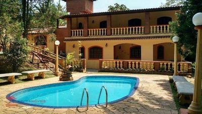 Chácara Residencial À Venda, Terras De São Felipe (caucaia Do Alto), Cotia. - Ch0035