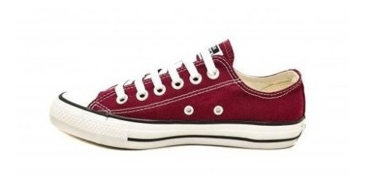 Tênis Converse Chuck Taylor All Star Bordô Ct00010008