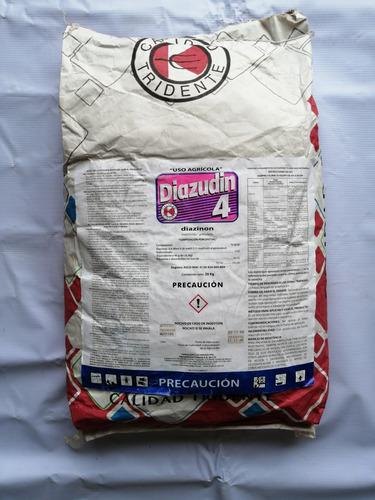 Diazudin 5kgs, Diazinon Insecticida Granulado Para Pasto