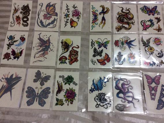 47 Desenhos Tatuagem Temporária Borboleta Flor Frete Grátis