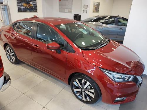 Nissan Versa Exclusive Automático Cvt
