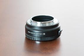 Adaptador Vello (lentes Nikon F Para Câmeras Sony E)
