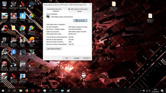 Notebook Dell Inspiron N5010 Jogos I5 4gb 1000gb 15.6