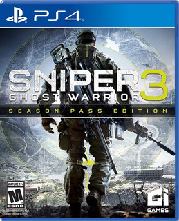 Sniper Ghost Warrior 3 Season Pass Edition Ps4 - Prophone