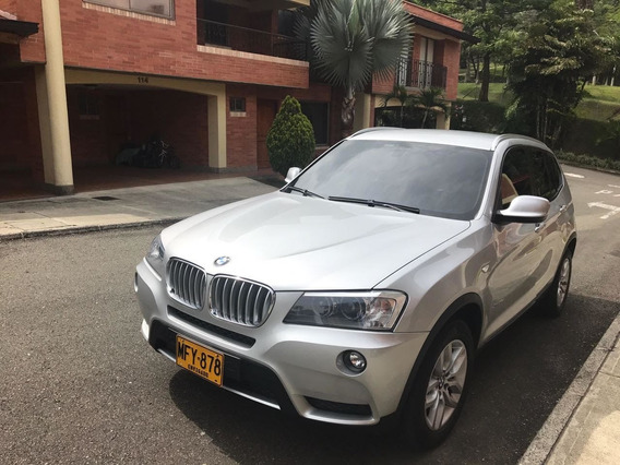 Vendo Hermosa Bmw X3 Turbo Diesel En Perfecto Estado