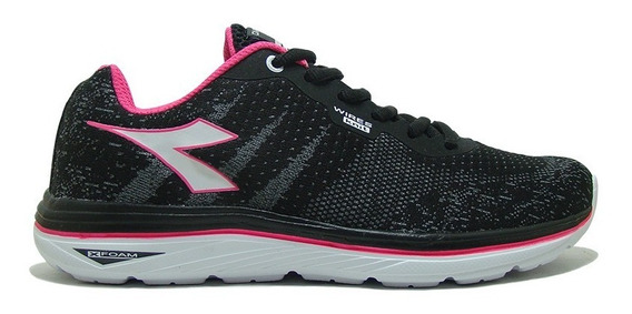 Zapatillas Diadora, Mod Drove- Running / Green Sport