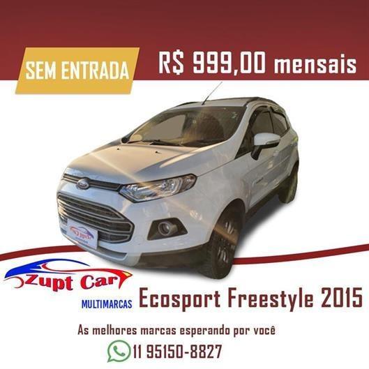 Ford Ecosport Zero Entrada -- Oportunidade
