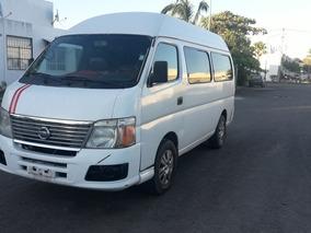 Nissan Urvan 2012