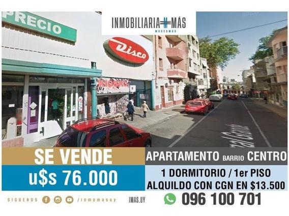 Apartamento Venta Centro Montevideo Imas.uy L #