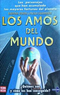 Los Amos Del Mundo Estan Al Acecho Mercadolibre Com Ar