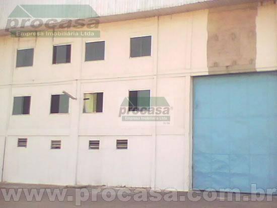 Galpão Para Alugar, 1000 M² Por R$ 17.000,00/mês - Aleixo - Manaus/am - Ga0147