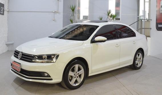 Volkswagen Vento 1.4tsi Bm 2017 Tech Nafta Blanco!