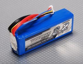 Bateria Lipo 3s 2200 25 A 35c Turnigy