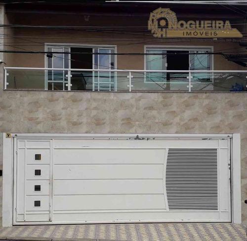 Sobrado 2 Suítes - Residencial Cerconi - Otima Localização  - 4358