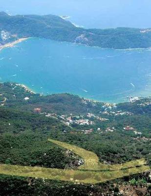 Venta De Terreno En La Zona Diamante De Acapulco, Gro.
