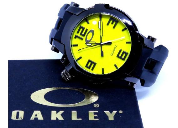 Relógio Masculino Oakley Gearbox Titanium Grande Origin C171