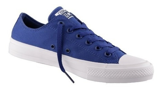 Converse The Chuck Taylor All Star 2 Ox 150152c Blu Unisex