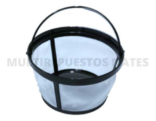 Filtro Cafetera Black And Decker Y Oster