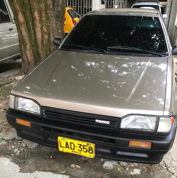 Mazda 323hb 1300 1991 Sencillo Buen Estado