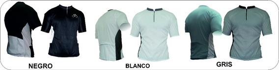 Remera Ciclista Manga Corta , Montanbike, Playera, Gym