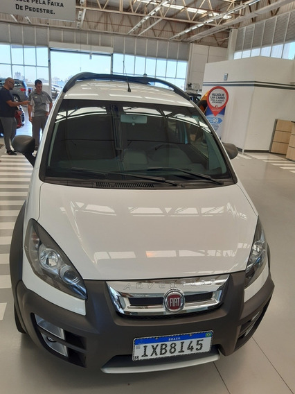 Fiat Idea 1.8 16v Adventure Flex Dualogic 5p 2016