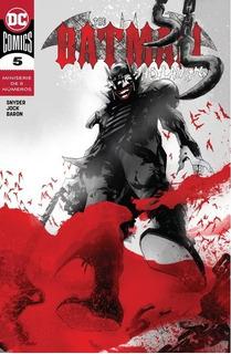 Batman Who Laughs # 5 Dc Comics