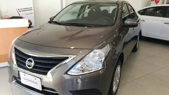 Nissan Versa Nuevo 0km Mt At Exclusive Pure Drive