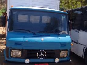 Mercedes-benz Mb 608 Bau Com Dh Freio Ar
