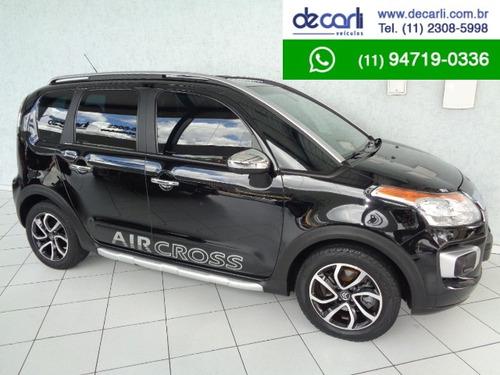 Citroën Aircross 1.6 Exclusive (flex) Preto - 2011/2012